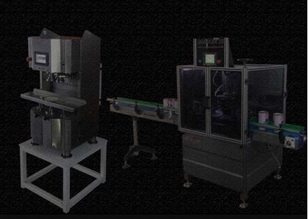 Picture for category Semi Automatic & Manuel Closing Machines